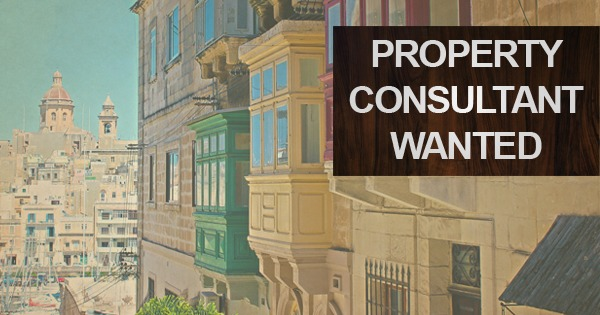 Property Consultant Wanted