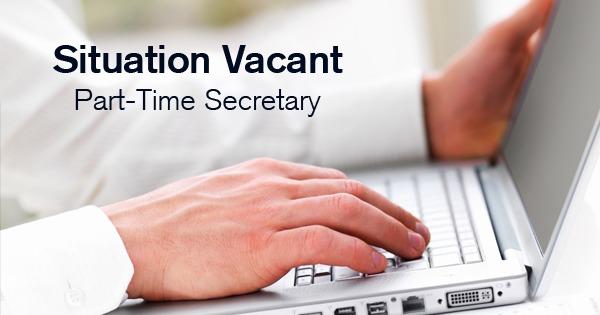Secretary Wanted
